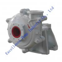 Quality Good performance EHM-4D professional high chrome lined mining slurry pumps for sale for sale
