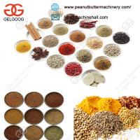 commercial spice grinding machine