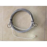 Quality Industrial Heaters Mineral Insulated Heating Cable For Pipe Heating for sale