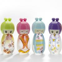 Quality 20ml New Style Colored Doll Perfume Glass Bottle for Cosmetic Packaging for sale