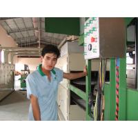 Quality Full Automatic Pulp Molding Machine Industrial Packaging Tray Machine PLC Control for sale