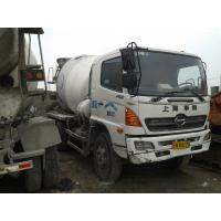 Buy cheap Used Hino 8cbm concrete mixer from wholesalers