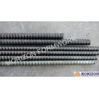 China Cold Rolled Formwork Tie Rod System Dywidag Thread For Connecting Formwork Panel on sale