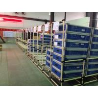 Buy storage rack PE pipe shelves Heavy Duty Steel Pipe Rack Racking System for at wholesale prices