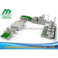 China AV-790 Automatic Wadding Machine / Engineers For Service Machinery Cotton Production Line on sale