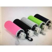 Buy cheap Factory Manufacture 5 Color Custom Neoprene Wine beer Bottle Holder Cooler from wholesalers