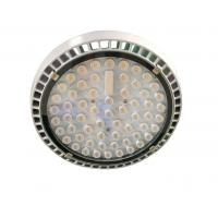 China 22600lm Meanwell HLG Series Driver Led Canopy Lights Tempered Glass Reflector on sale