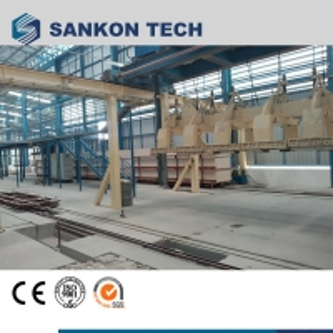 Quality 380V Cut Concrete Blocks Load Transfer Trolley for sale