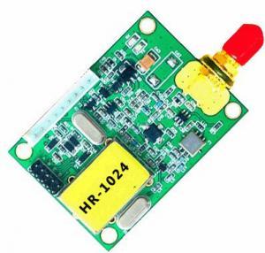 Quality HR-1024 500mW/1W Wireless RF Data Module 2km RS485 for Wireless PTZ Control for sale