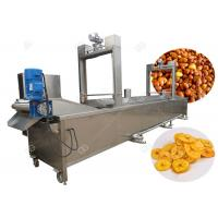 Quality Banana Chips Automatic Fryer Machine Commercial Donut Making Equipment for sale