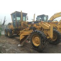 Quality used Caterpillar 140H motor grader  CAT 140H motor grader original painting with ripper for sale