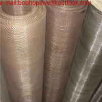 Quality High Temperature Resistance 20 40 60 80 100 150 200 Mesh 310S /FeCrAl Alloy/Nichrome Cr20Ni80 wire mesh for sale