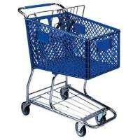 Quality Metal or plastic Supermarket Shopping Trolleys Mini Shopping Baskets HBE-MB-1 for sale