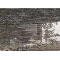 Buy Versace Grey Gray Gloss Marble Floor Tiles Environmentally Friendly at wholesale prices