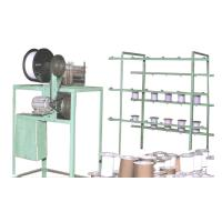 Quality HYRL-BB002 Bobbin Winding Machines , Textile Equipment, Weaving Loom Machine selvedge yarn for sale