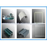 Quality Top Grade Aluminium Windows Aluminium Door Profiles for sale