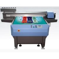 Quality UV Glass Printing Machine with 2 PCS Epson Dx5 Heads for sale