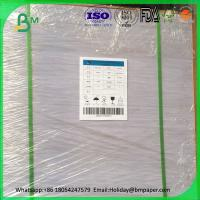 Quality 53gsm 60gsm 70gsm 80gsm 100gsm Virgin Pulp Style and Anti-Curl Feature woodfree uncoated paper for sale