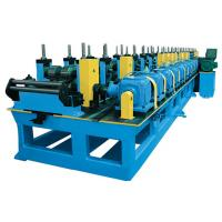 Quality C Z Purlin Roofing Sheet Roll Forming Machine , 30KW Motor Roof Panel Roll Forming Machine for sale