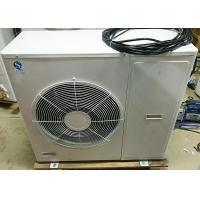 2.5HP Low Temperature Air Cooled Condensing Unit Light Weight For Ice Cream Freezer