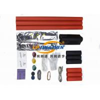 China PE Heat Shrink Cable Accessories , High Voltage Cable Jointing Kits on sale