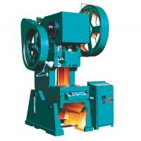 Buy Mechanical Power Press Machine Stamping Window Shade J23 Series at wholesale prices