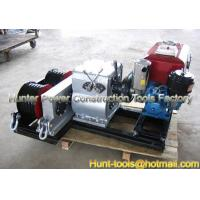 Quality Cable PonyOverhead Line Winch Cable drum winch 3T 5T 8T for sale