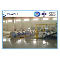 Buy Industrial Paper Roll Handling Equipment With Retractable Sectional Stopper at wholesale prices