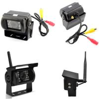 Quality Truck Bus Surveillance Vehicle Reversing Systems Wireless Backup Camera for sale