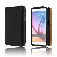 Quality 2016 Phone Bag Two in one Separate wallet Leather Case for Samsung S7 Galaxy S7 edge for sale
