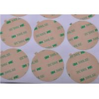Sticky Back Hook And Loop Velcro Dots , Velcro Round Stickers With Strong Power