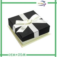 China Father'S Day Promotion Recycled Kraft Paper Gift Boxes With Offset Printing on sale