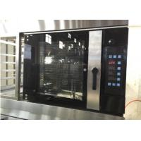 Quality 4 Deck Electric Pizza Deck Oven , Combination Hot Air Baking Proofer Ovens for sale