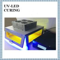 Quality Cheap High Efficiency Simple Sell Offers UV Chamber 365nm for UV Curing ResinUV LED Masking System for sale