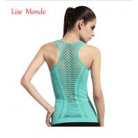 Quality Women Yoga Shirts Tops Women Fitness Sports Woman Gym Clothes Sport Shirt For Gym Running Mujer Running Shir for sale