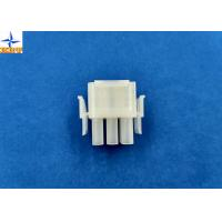 Quality 6.35mm Pitch Wire To Wire Connectors Triple Row PA66 Material Crimp type Power Connector for sale