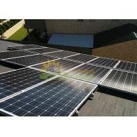 Quality Sturdy SUS304 Metal Roof Solar Mount Easy And Speedy Installation for sale