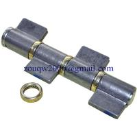 Welding hinge heavy duty H602B, with steel ball bearing, material: steel, finishing:self color or zinc plating