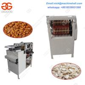 China Wet Method Peanut and Almond Peeling Machine|Almond Skin Shelling Machine|High Quality Apricot Skin Peeler Machine on sale