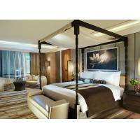 Buy cheap High End Hotel Bedroom Furniture Lobby / Conference Center / Lounge Furniture from Wholesalers