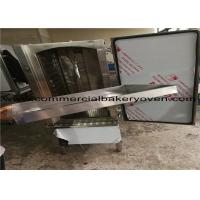 Quality 2 Door Commercial Bread Maker Equipment 0.02 Mpa Energy Saving Heat Insulation for sale