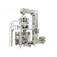 Quality Large Food Sachet Packaging Machine Automatic Weighing And Packing Machine for sale