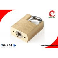 Buy Universal Security Brass padlock Warehouse Dormitory compartment Outdoor at wholesale prices