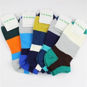 Quality Screw knitting ankle socks for men for sale