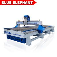 China 1550 Large Size 3 Axis 3D Woodworking CNC Router Wood Carving Machine on sale