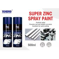 Quality Lead Free Zinc Galvanizing Spray For Steel Rust Protection And Corrosion Inhibition for sale