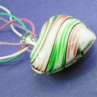 Quality Heart-Shaped Colorful Necklaces for sale