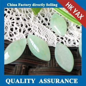 Quality opacity epoxy resin rhinestone, flat back epoxy resin rhinetsone, jewelry resin rhinestone for sale