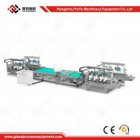 Quality CE Approval Solar Panel Production Line Glass Straight Line Double Edging Machine for sale