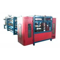 Quality Roof / Wall Sandwich Panel Forming Machine Customized Length Speed 8-10 M/Min for sale